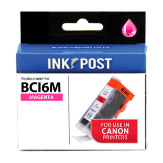 InkPost for Canon BCI6 Magenta