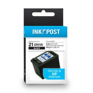 InkPost for HP 21 Black