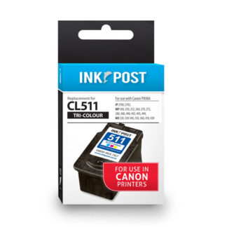 InkPost for Canon CL511 Colour