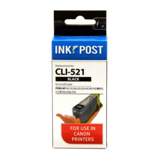 InkPost for Canon CLI521 Black