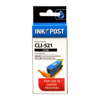 InkPost for Canon CLI521 Cyan