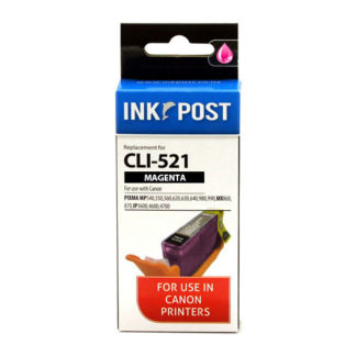 InkPost for Canon CLI521 Magenta