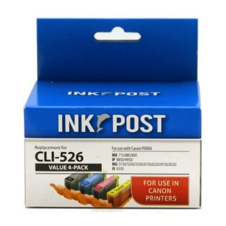 InkPost for Canon CLI526 4pk