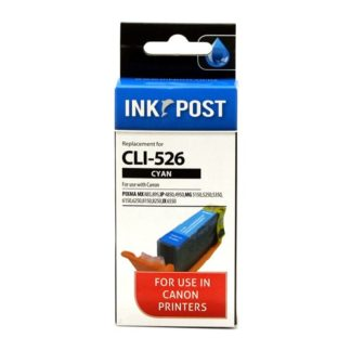 InkPost for Canon CLI526 Cyan