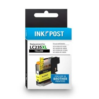 InkPost for Brother LC235XL Yellow