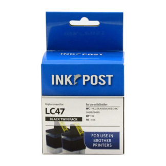 InkPost for Brother LC47 2pk