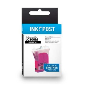 InkPost for Brother LC800 Magenta