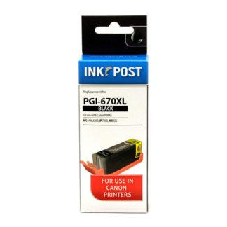 InkPost for Canon PGI670XL Black