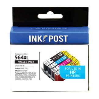 InkPost for HP 564XL 4pk