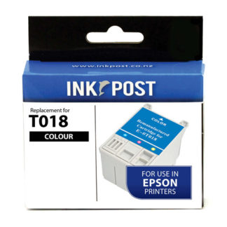 InkPost for Epson T018 Colour