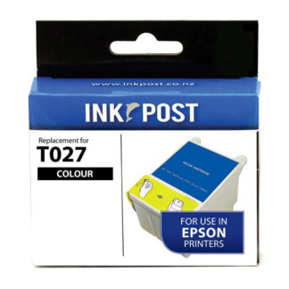 InkPost for Epson T027 Colour