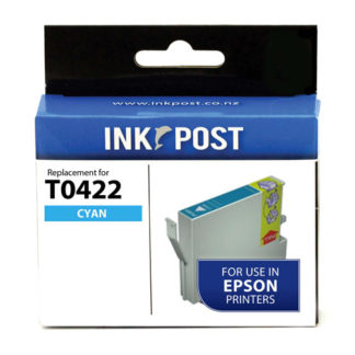 InkPost for Epson T0421 Cyan