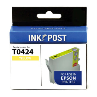 InkPost for Epson T0423 Yellow
