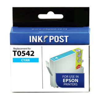 InkPost for Epson T0542 Cyan