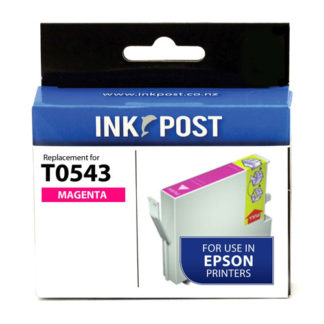 InkPost for Epson T0543 Magenta