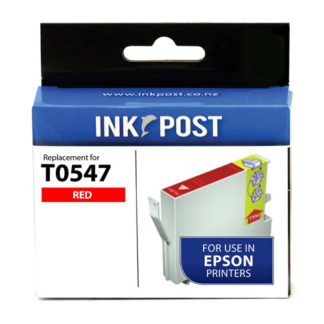 InkPost for Epson T0547 Red