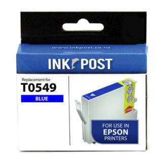 InkPost for Epson T0549 Blue