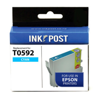 InkPost for Epson T0592 Cyan