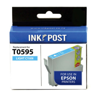 InkPost for Epson T0595 Light Cyan