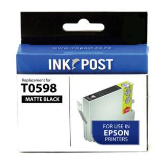 InkPost for Epson T0598 Matte Black