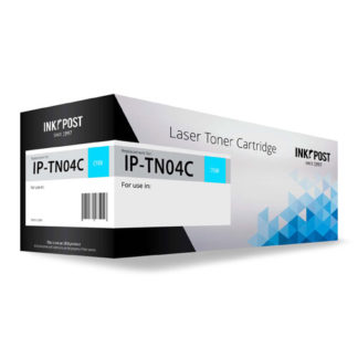 InkPost for Brother TN04 Cyan Toner