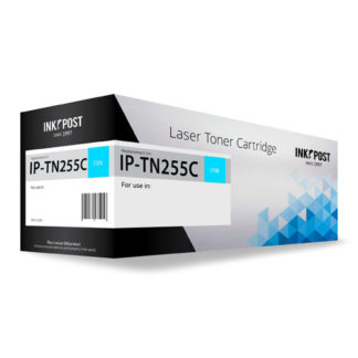 InkPost for Brother TN255 Cyan Toner
