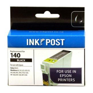 InkPost for Epson 140 Black