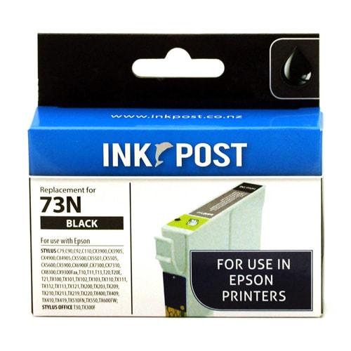 InkPost for Epson 73N Black