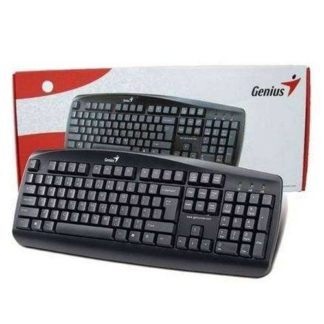 Genius KB-110 USB Keyboard Black