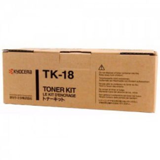 Kyocera TK18H Black Toner
