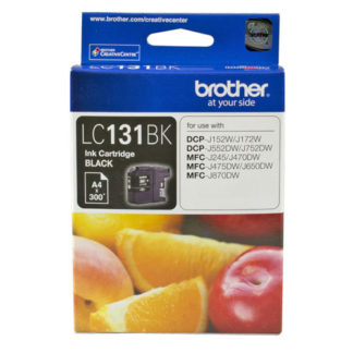 Brother Ink LC131 Black