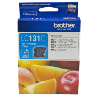 Brother Ink LC131 Cyan