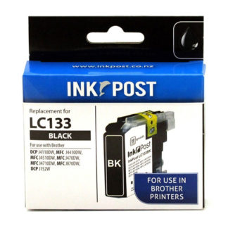 InkPost for Brother LC133 Black