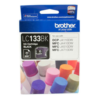Brother Ink LC133 Black