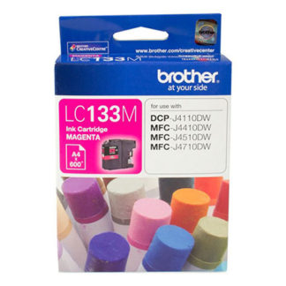 Brother Ink LC133 Magenta