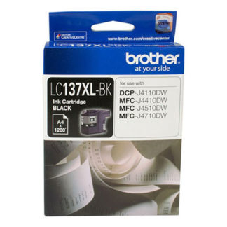 Brother Ink LC137XL Black