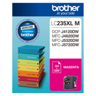 Brother Ink LC235XL Magenta