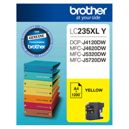 Brother Ink LC235XL Yellow
