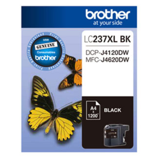 Brother Ink LC237XL Black