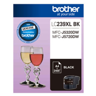Brother Ink LC239XL Black