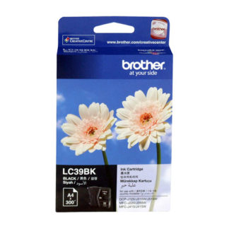Brother Ink LC39 Black