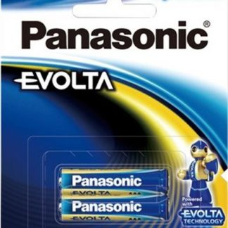 Panasonic Evolta AAA Batteries 2pk
