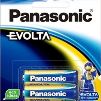 Panasonic Evolta AA Batteries 2pk