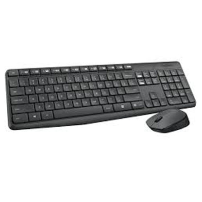 Logitech MK235 Wireless Keyboard & Mouse