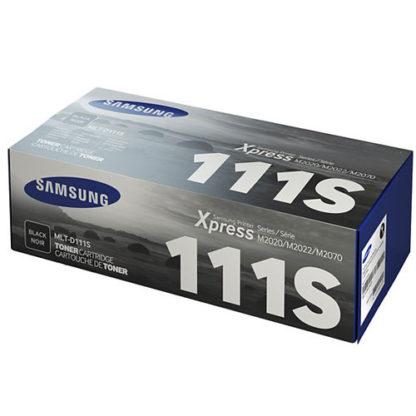 Samsung MLTD111S Black Toner