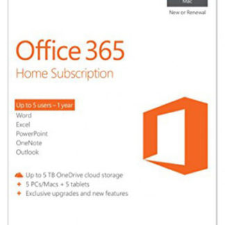Microsoft Office 365 - 5 users