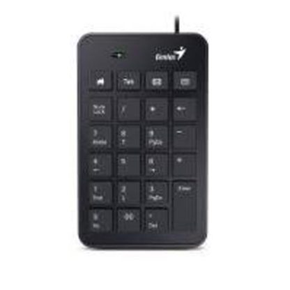 Genius Numpad I130 Wired USB Numeric Keypad