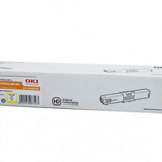 Oki 44469725 Yellow Toner