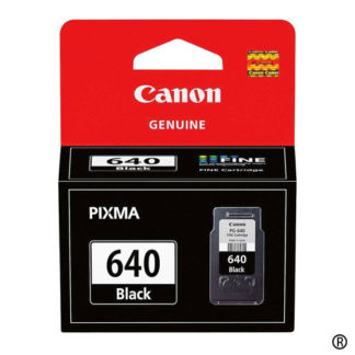 Canon Ink PG640 Black