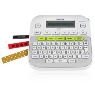Brother PTD210 P-Touch Desktop Label Printer